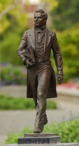 Joseph Smith, the founder of Mormonism