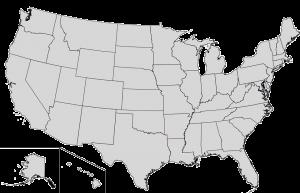 US Electoral Map 00