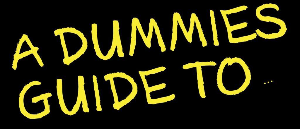 Dummies Guide
